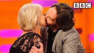 Video Paul Rudd kisses Dame Helen Mirren - The Graham Norton Show - Series 12 Episode 14 Preview - BBC One MP3, 3GP, MP4, WEBM, AVI, FLV September 2018