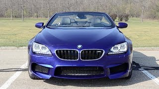 2013 BMW M6 Convertible - WINDING ROAD POV Test Drive