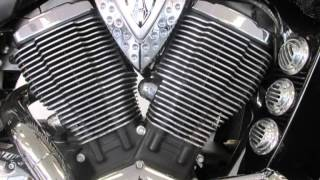 4. 2009 VICTORY VISION NESS  Used Motorcycles - Arlington,Texas - 2013-06-15