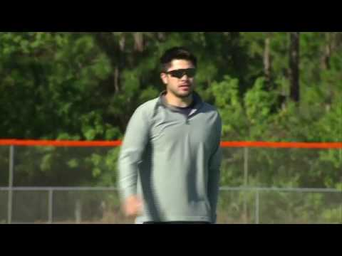 Video: Mets catcher Travis d'Arnaud ready for spring, ready to rebound
