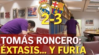 Video Real Madrid 2-3 Barcelona   Así pasó Roncero del extásis a la rabia...   Diario AS MP3, 3GP, MP4, WEBM, AVI, FLV Oktober 2017