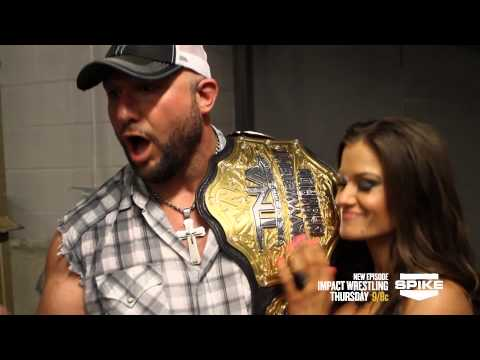 0 Wrestler Officially Gone From TNA, Knockout Returns To Impact, Hulk Hogan Returning