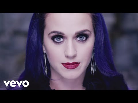katy Perry awake