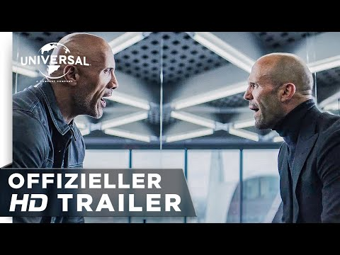 Fast & Furious: Hobbs & Shaw - Trailer german/deutsch HD