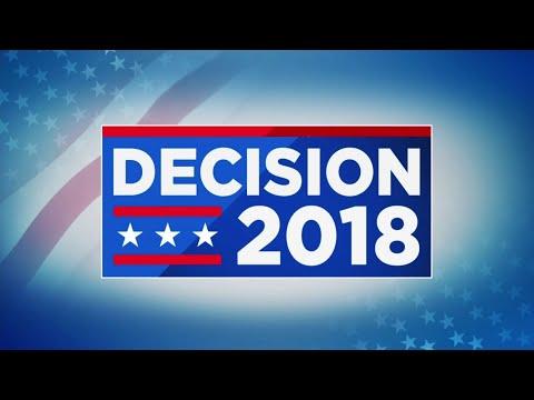 Primary election night in Virginia