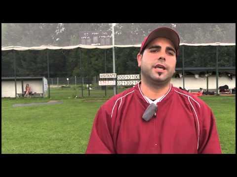 Entrevista a Javier Arilla (Béisbol Navarra)