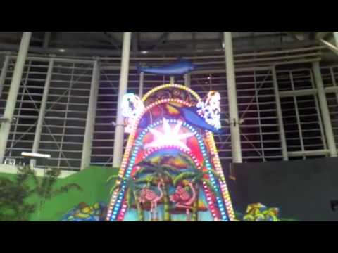 Miami Marlins home run feature, with music!