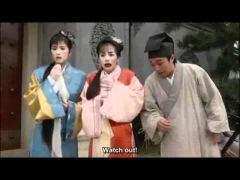 Những tình huống siêu hài hước trong phim Châu Tinh Trì - Phần 4