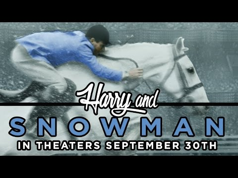Harry & Snowman - Official Trailer