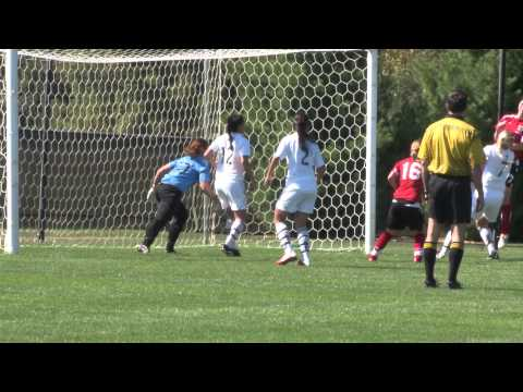 Alma College Women's Soccer defeats Olivet College Comets