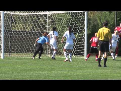 Alma College Women's Soccer defeats Olivet College Comets
