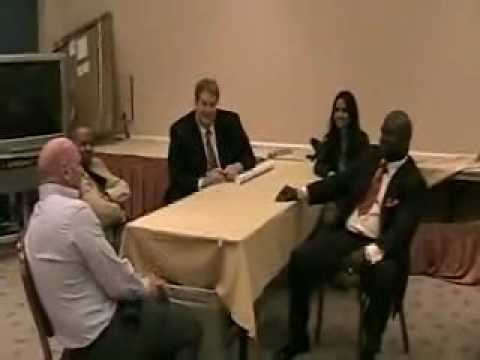UFCs Dana White and James Toney meet behind closed doors Part 1