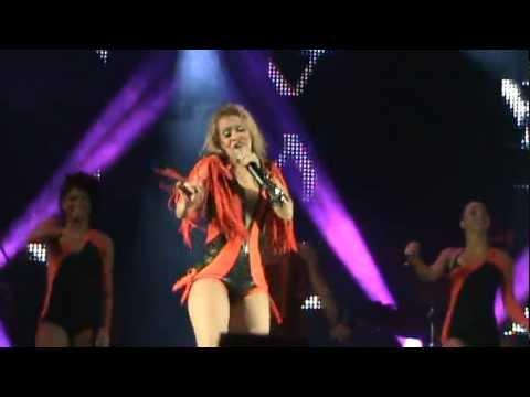 Cúmbia do Amor - Banda Calypso em Paraúna - Go 2012