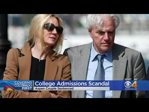 Aspen Couple Sentenced In College Admissions Scandal
