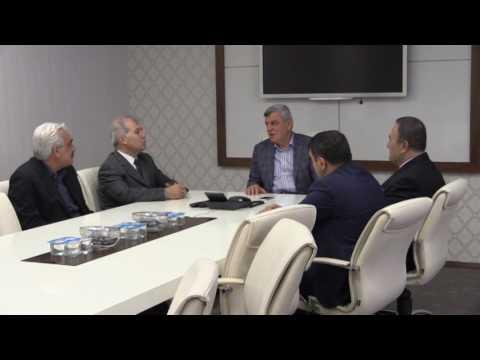 Başkan Karaosmanoğlu, Cem Vakfını konuk etti