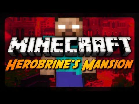 Minecraft Maps - Herobrine's Mansion - Pt. 4 - Herobrine + Wither = Death!