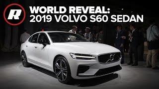 World Reveal: US-born 2019 Volvo S60 Sedan by Roadshow