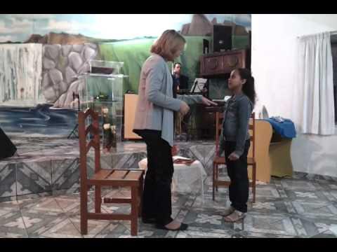 Teatro - Diferentes tipos de maes - Grupo MCDeus