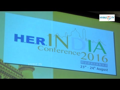 , HER India Conference 2016 Hyderabad