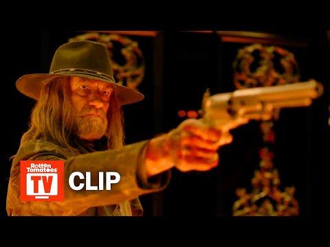 Preacher S03E10 Clip   'Satan vs. The Saint of Killers'   Rotten Tomatoes TV