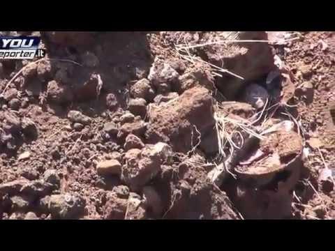 shock: la discarica sotterranea con 2 milioni di metri cubi di rifiuti!