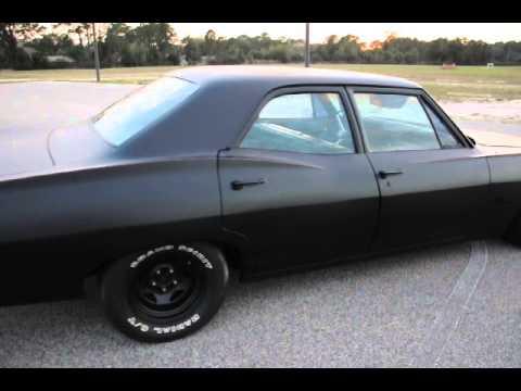 1968 Chevrolet Impala Bel Air