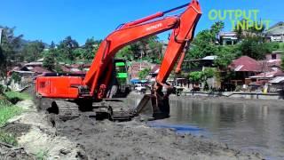Kerja Alat Berat BEKO - Excavator