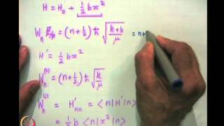 Mod-10 Lec-40 Time Independent Perturbation Theory