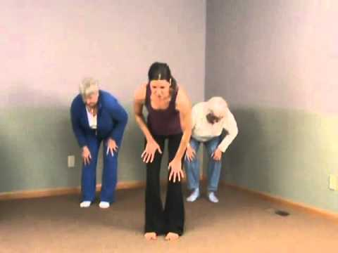 Balance Workout – Revelation Wellness Older Adults & Overweight Fitness