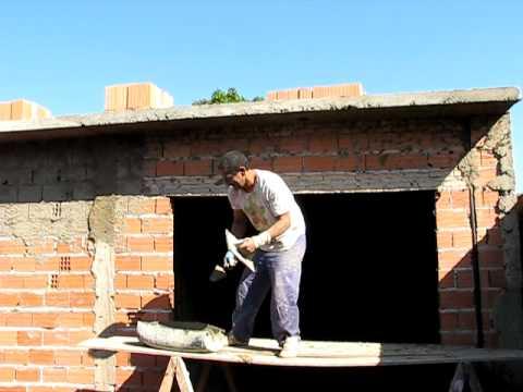 Chapisco - Como Construir sua Casa (Chapisco part 2).avi