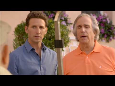 Royal Pains Season Three Bloopers