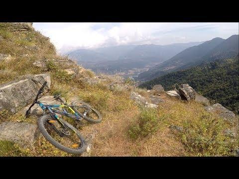 MTB Ride | Ride to Gaunsahar | Besishahar Lamjung
