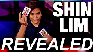 Shin Lim: AGT Judge Cuts Card Trick REVEALED
