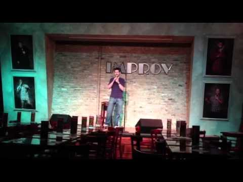 Dustin standup