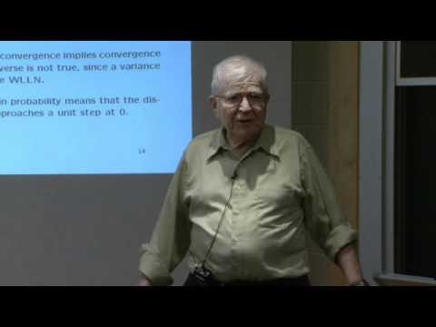3. Gesetz der großen Zahlen, Konvergenz