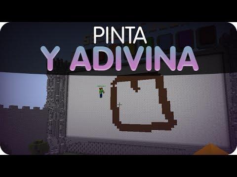 Minecraft – ¡Pinta y Adivina! Milk and Cheats xD
