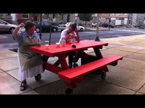 "Baltimore, MD: ____ At The Table: East Baltimore's ""Light Speed"" Picnic-Mobile"