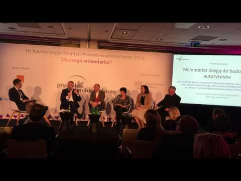 Konferencja 2016: Panel dyskusyjny