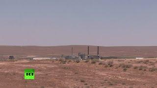 В Сирии продолжается борьба за газовое месторождение аш-Шаер