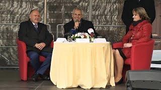 Náhled - Prezident Miloš Zeman navštívil Mohelnici
