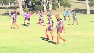 Boggabilla Australia  city pictures gallery : Boggabilla May 2016 A Grade 1st half
