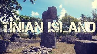 A visit to Tinian an Island in the Northern Mariana Islands.