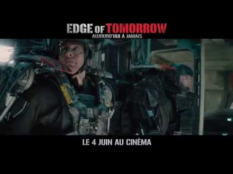 Edge of Tomorrow (International Trailer)