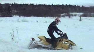 5. 2006 ski-doo adrenaline road gaps and boon docking