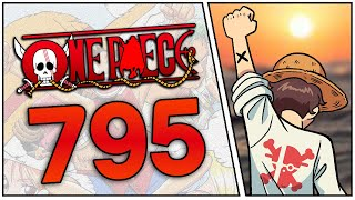 One Piece Chapter 795 Manga Live Reaction | ワンピース #ProphetRoger [Dressrosa Arc]