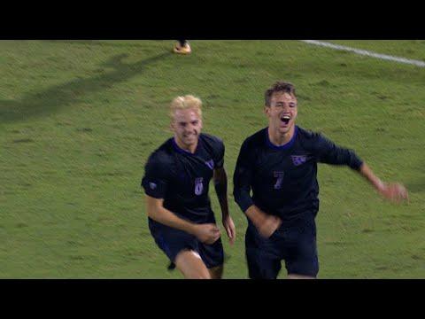 Recap: No. 23 Washington men's soccer holds off UCLA in win