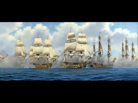 Mis Videos. La batalla de Trafalgar. El combate naval a principios del siglo XIX