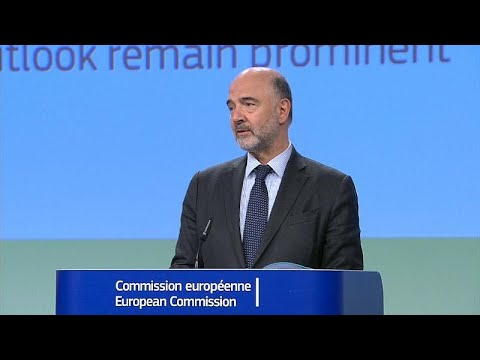 Οι εκτιμήσεις για την ανάπτυξη στην ευρωζώνη