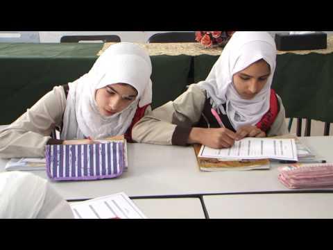 الدرس التوضيحي لطالبات الصف السادس - مدرسة الإمام العثيمين