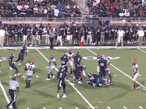 Zack Bishop Highlights - Allen High School - Class Of 2014